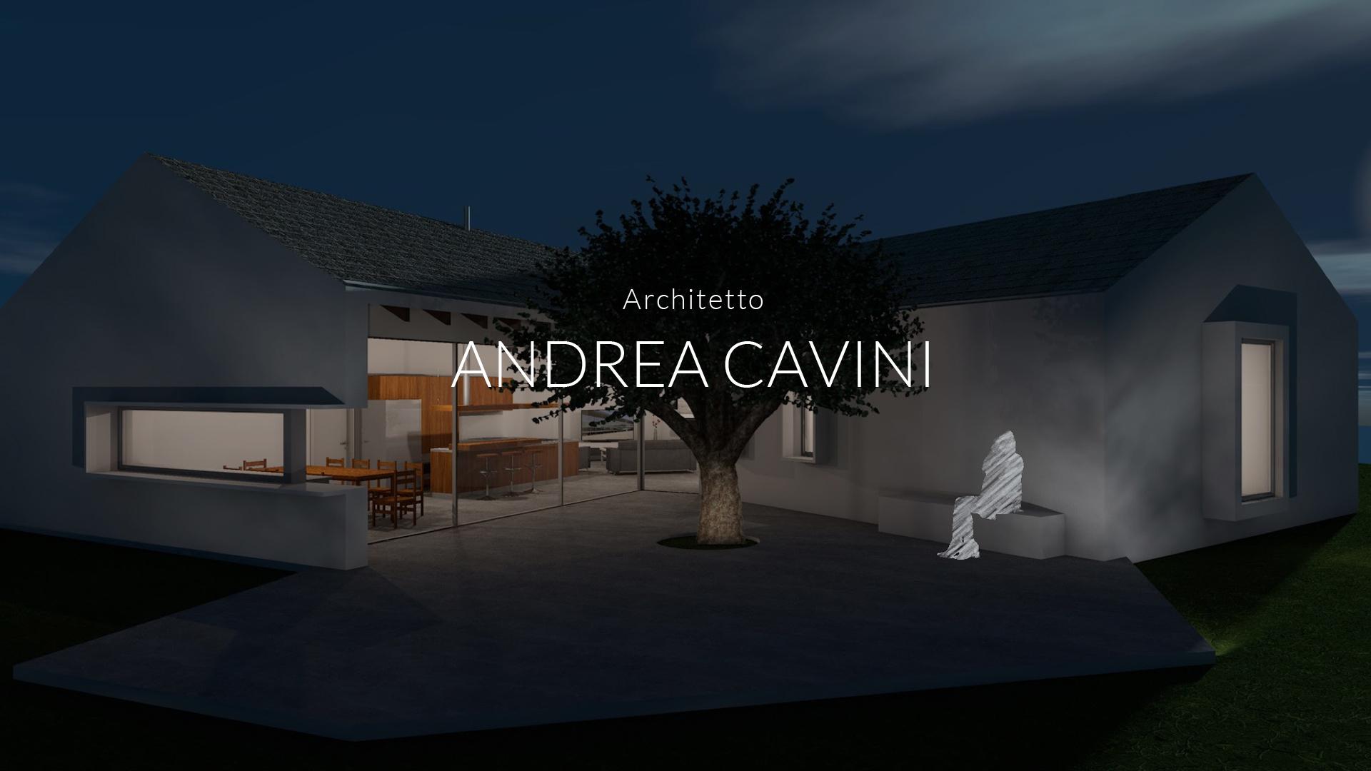 Architetto Andrea Cavini